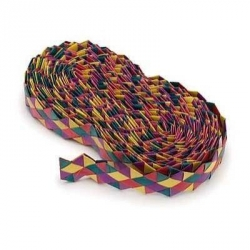 Planet Pleasures Rainbow Shredders Zig Zag Small