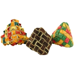 Planet Pleasures Diamond Foot Toy Bundle (3)