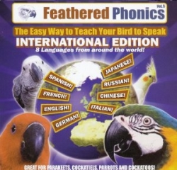 Feathered Phonics International Edition Vol. 5