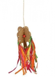 3D Chipboard & Tree Streamers SMALL-Paradise Toys