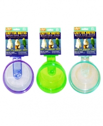 Lixit 10 oz Critter Brite Crock Assorted colors