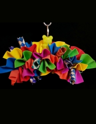 Bird Toy Creations Over the Rainbow