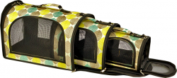 Soft Sided Travel Carrier Small - The Excursion
