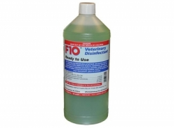 F10 Biocare Disinfectant 1 Liter Ready to Use