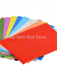Foam Craft Sheets 8x12 Assorted Colors