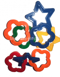 Geometric Links Large 5 Pack