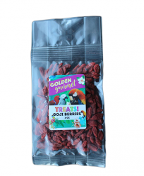 Golden Gourmet Goji Berries 3 oz