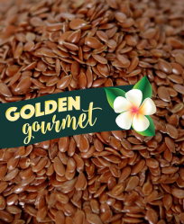 Golden Gourmet Flax Seed Per Pound