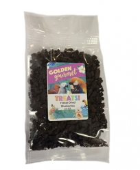 Golden Gourmet Freeze Dried Blueberries 2.5 OZ