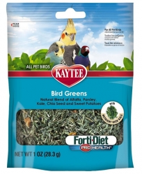 Kaytee Bird Greens 1 OZ