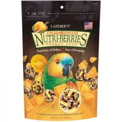 Lafeber's Nutriberries Cheddar 10 oz