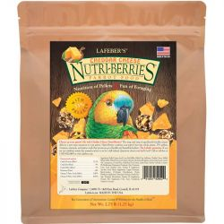 Lafeber's Nutriberries Cheddar 2.75 lb