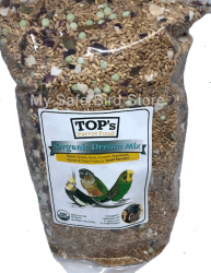 TOPS Organic Dream Mix 5# Bag SMALL Bird