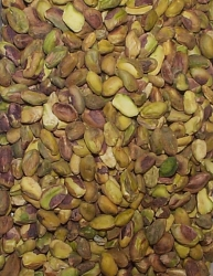 Whole Pistachio Nuts Unshelled per 1/2 Lb
