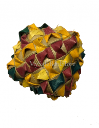 Planet Pleasures Woven Square Foot Toy Large