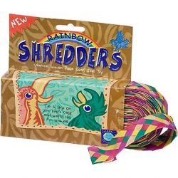 Planet Pleasures Rainbow Shredders Straight Small