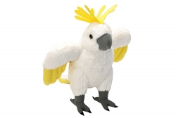Wild Republic Cockatoo NEW DESIGN