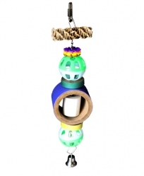 A-Counting Toy Small  by Made in the USA Bird Toys