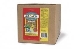 Lafeber's AviCakes Small Bird 20 Lb Box