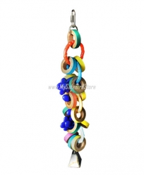 Baker's Dozen by Made in the USA Bird Toys