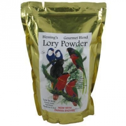 Blessings Lory Powder Gourmet Blend 2 Lb