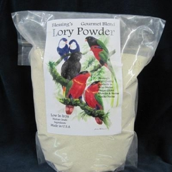 Blessings Lory Powder Gourmet Blend 5 Lb