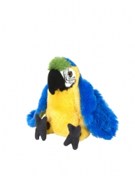 Wild Republic Blue & Gold Macaw Small