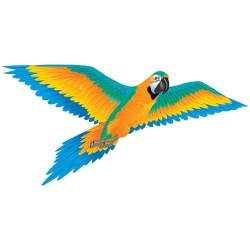 Supersize 3D Blue & Gold Macaw 74""