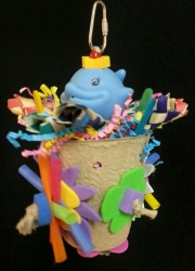 Bird Toy Creations Foraging Fun Cup