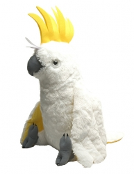 Wild Republic Jumbo Cockatoo