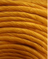 Orange Paper Rope By the Yard