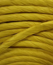 Yellow Paper Rope By the Yard