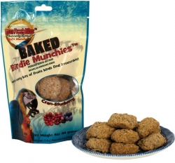 Baked Birdie Munchies Cran-Blueberry 4 oz