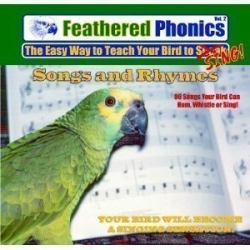 Feathered Phonics Vol. 2 Songs and Rhymes