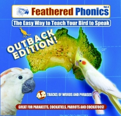 Feathered Phonics Outback Edition Vol 6