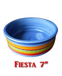 Ceramic Food Bowl Assorted Colors 7