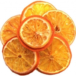 FM Brown's Extreme! Natural Orange Slices .75 oz