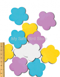 Jumbo Foam Daisies 5 inches