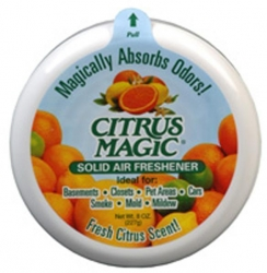 Citrus Magic Odor Absorber Solid - Fresh Citrus