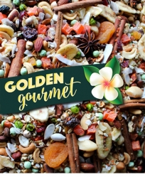 Golden Gourmet A Taste of Madagascar 20# Bag