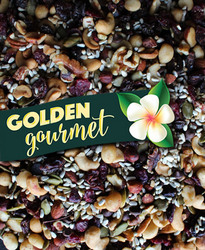 Golden Gourmet Protein Fruit & Nut Blend Per Pound