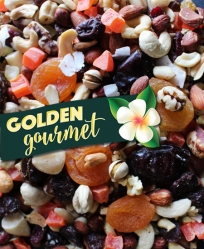 Golden Gourmet Simply Fruit & Nutmeats 20# Bag