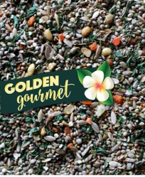 Golden Gourmet Small Hookbill Legume 5lb Bag