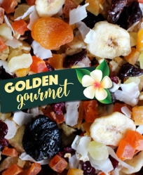 Golden Gourmet Tropical Fruit Medley 20# Bag