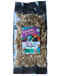 Golden Gourmet Granola 3 oz Bag