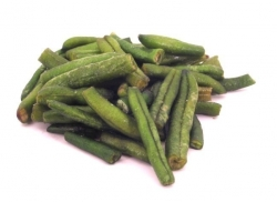 Dehydrated Green Bean Chips BULK PER 1/4 LB