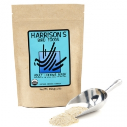 Harrison's Adult Lifetime Mash 1 lb bag