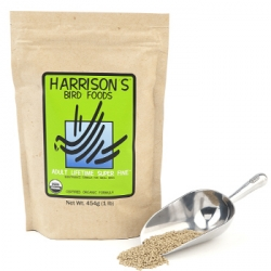 Harrison's Adult Lifetime SUPER Fine 1 lb bag