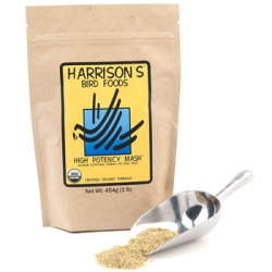 Harrison's High Potency Mash 1 lb bag