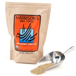 Harrison's High Potency Super Fine 1 lb bag
